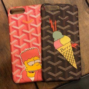 Goyard phone case dupe - bundle